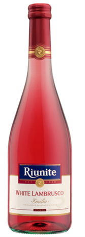 Riunite Lambrusco White